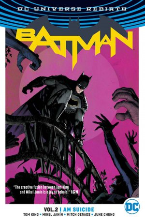 Batman # 2 TPB softcover (souple) - Issues V3