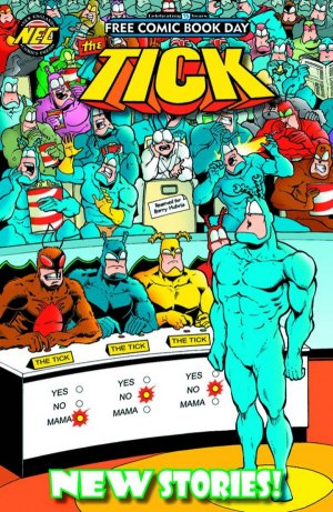 Free Comic Book Day 2016 - The Tick édition Issues