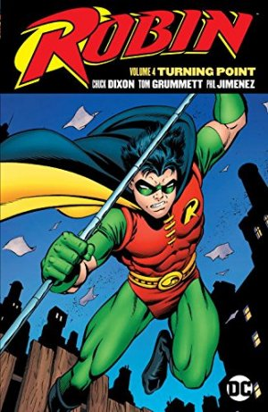 Robin # 4 TPB softcover (souple) - Intégrale