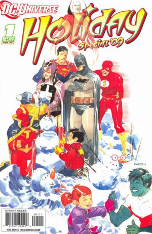 DC Holiday Special '09 édition Issues