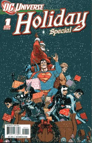 DCU Holiday Special édition Issues