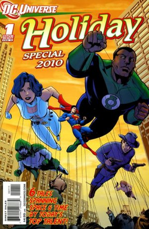 DCU Holiday Special 2010 édition Issues