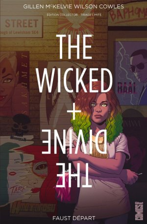 The Wicked + The Divine # 1
