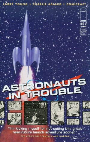Astronauts In Trouble # 2 Issues