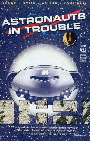 Astronauts In Trouble # 5 Issues