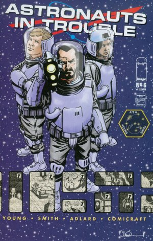 Astronauts In Trouble # 6 Issues