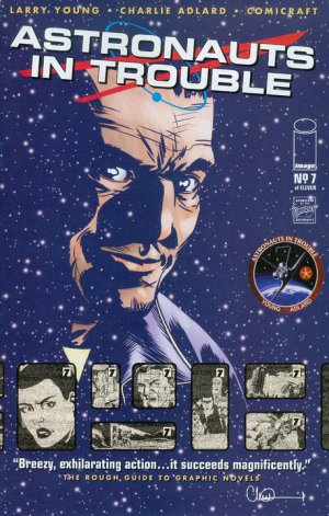 Astronauts In Trouble # 7 Issues