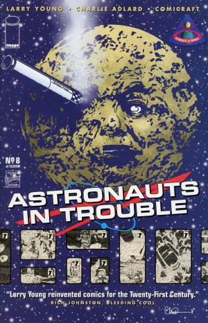 Astronauts In Trouble # 8 Issues