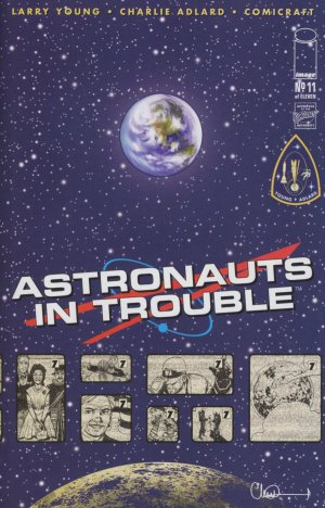 Astronauts In Trouble # 11 Issues