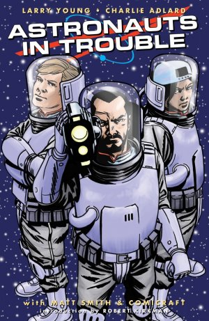 Astronauts In Trouble édition TPB softcover (souple)