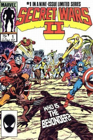 Secret Wars II # 1 Issues