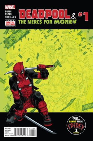 Deadpool and The Mercs For Money édition Issues V1 (2016)