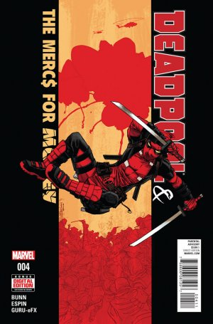 Deadpool and The Mercs For Money # 4 Issues V1 (2016)