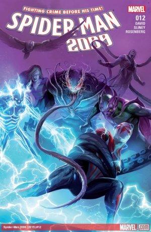 Spider-Man 2099 12