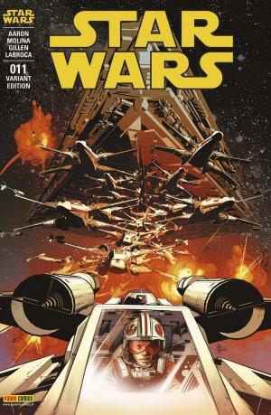 Star Wars 11 - Couverture régulière 2/2 (Mike Deodato Jr –tirage 50%)