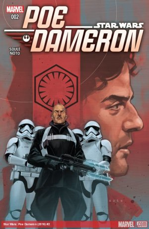 Star Wars - Poe Dameron # 2