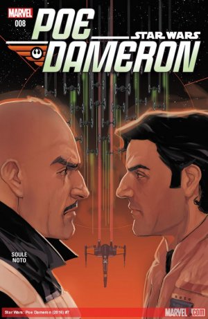 Star Wars - Poe Dameron # 8