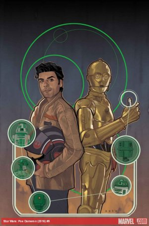 Star Wars - Poe Dameron # 9