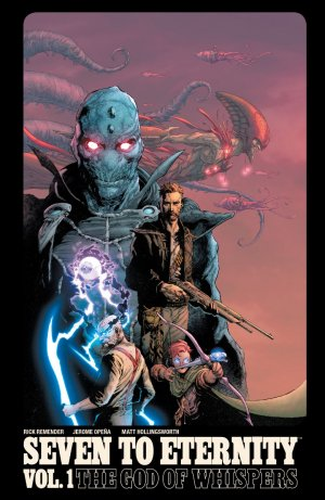 Seven to Eternity édition TPB softcover (souple)