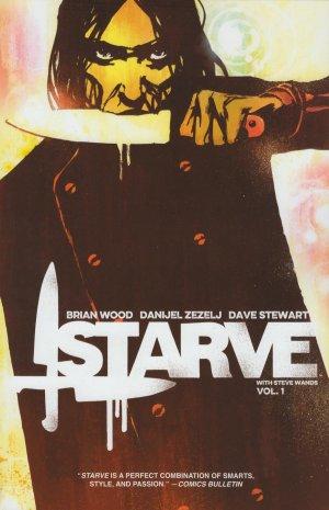 Starve édition TPB softcover (souple)