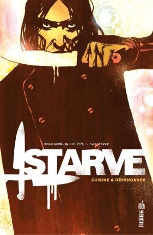 Starve édition TPB hardcover (cartonnée)