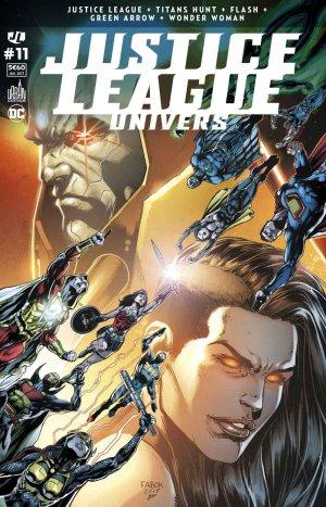 Justice League # 11 Kiosque mensuel (2016 - 2017)