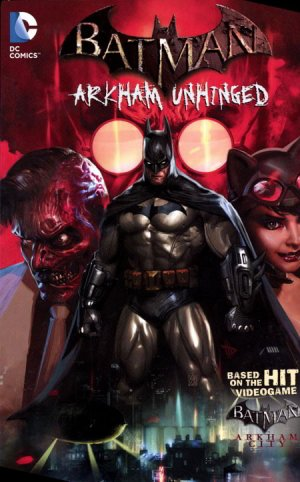 Batman - Arkham Unhinged édition TPB softcover (souple)