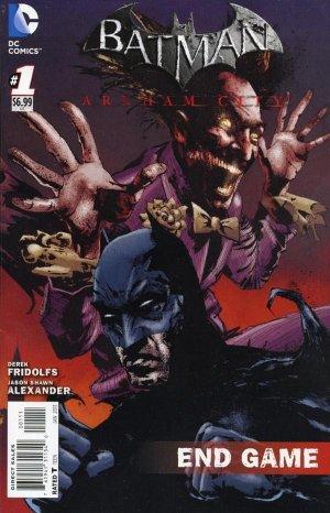 Batman - Arkham City - End Game édition Issues
