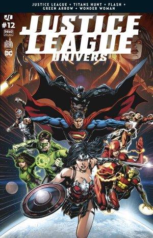 Justice League # 12 Kiosque mensuel (2016 - 2017)