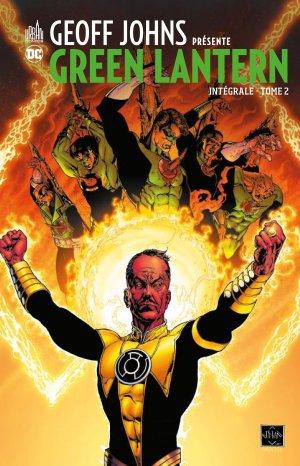 Green Lantern Sinestro Corps Special # 2 TPB Hardcover (cartonnée) - Intégrale