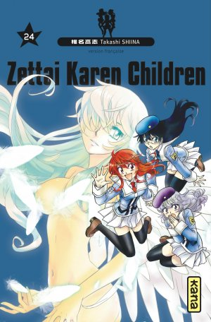 Zettai Karen Children # 24