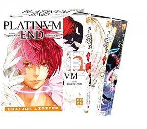 Platinum End édition Coffret