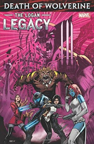Death of Wolverine - The Logan Legacy édition TPB softcover (souple)