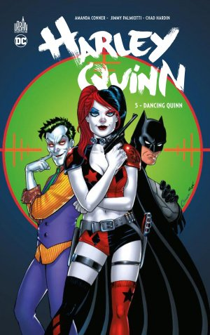 Harley Quinn # 5 TPB hardcover (cartonnée) - Issues V2