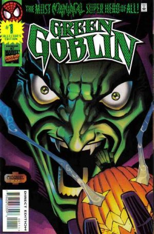 Green Goblin édition Issues