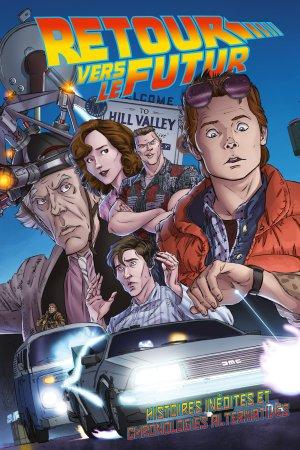 Retour Vers le Futur édition TPB softcover (souple)