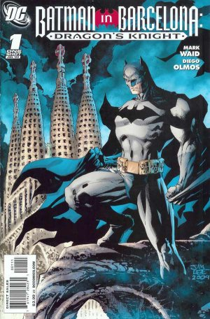 Batman in Barcelona - Dragon's Knight édition Issues