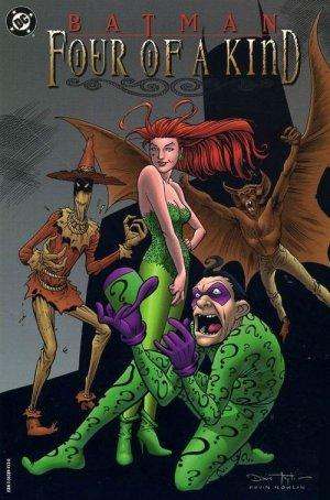 Batman - Four of a Kind édition TPB softcover (souple)