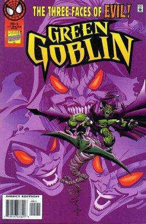 Green Goblin # 5 Issues
