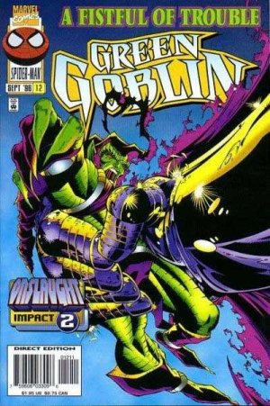 Green Goblin # 12 Issues