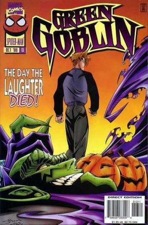 Green Goblin # 13 Issues