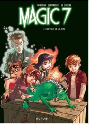 Magic 7 # 3 simple