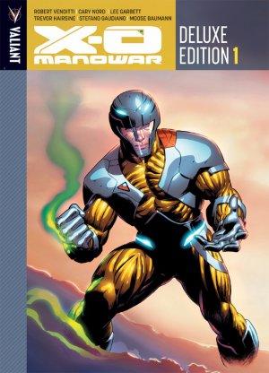 X-O Manowar édition TPB hardcover (cartonnée)