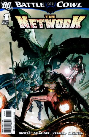 Battle for the Cowl - The Network édition Issues