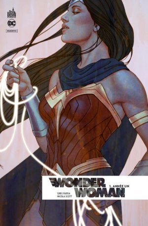 Wonder Woman Rebirth # 1