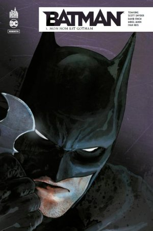 Batman Rebirth # 1