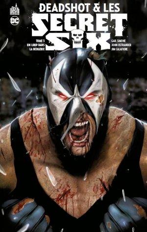 Suicide Squad # 3 TPB hardcover (cartonnée)