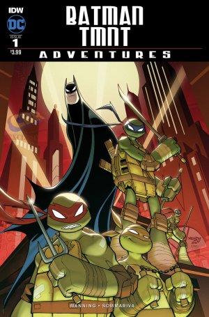 Batman et Les Tortues Ninja Aventures édition Issues (2016 - 2017)