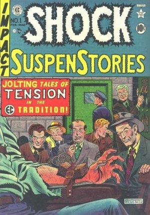 Shock SuspenStories édition Issues