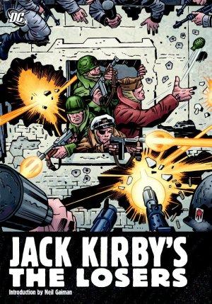 Les Losers par Jack Kirby édition TPB hardcover (cartonnée)